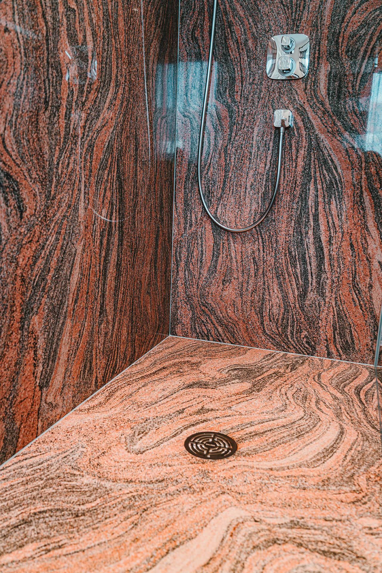 Natursteine Strobel - Duschtassen