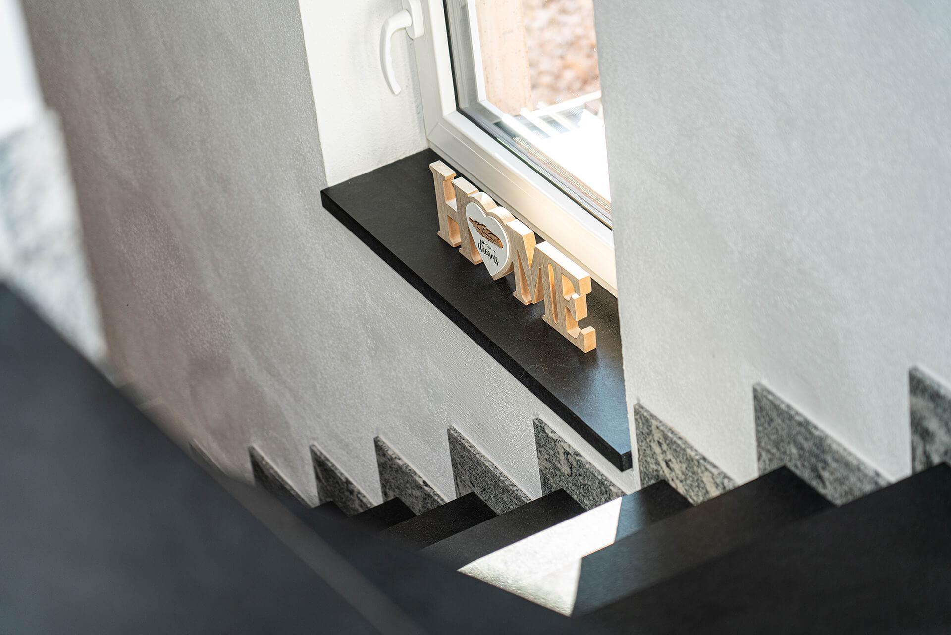Natursteine Strobel - Fensterbänke